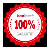 bestbion dx, 100% Garantie Logo