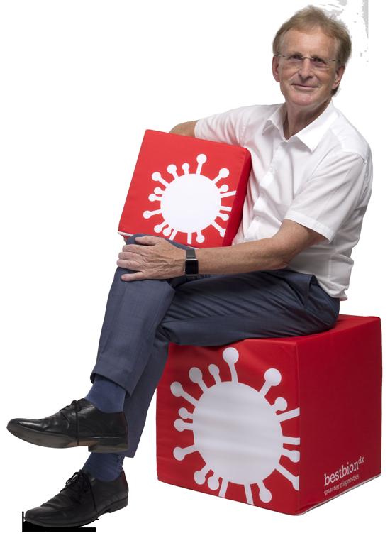 Bernd Stammel, Gründer und Business Development Manager (bestbion dx)